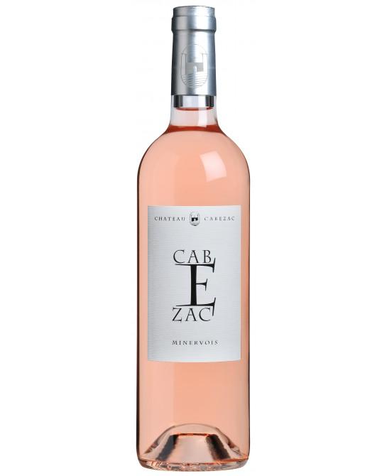 Vin Rosé Languedoc Château Cabezac Rosé 13,5 Degré 2018 -Cbvs03