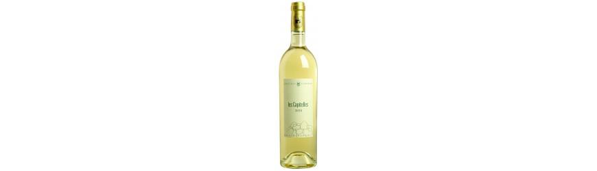 Vin Blanc Languedoc Château Cabezac Les Capitelles 13,5 Degré 2016 -Cbvs08