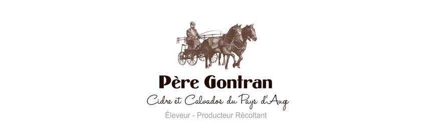 Calvados Normandie Père Gontran Vieille Réserve 40 Degré -Cbvs11