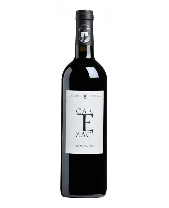 Vin Rouge Languedoc Château Cabezac Tradition 14 Degré 2017 -Cbvs01