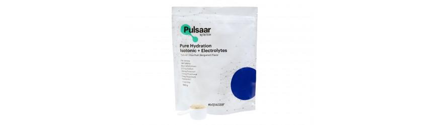 Pure Hydration Isotonic + Electrolytes  Bergamote 500g