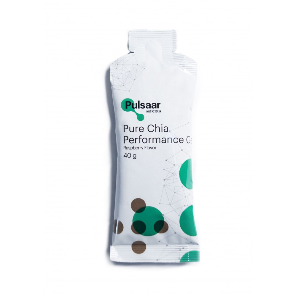 Pure Chia Performance Gel image face